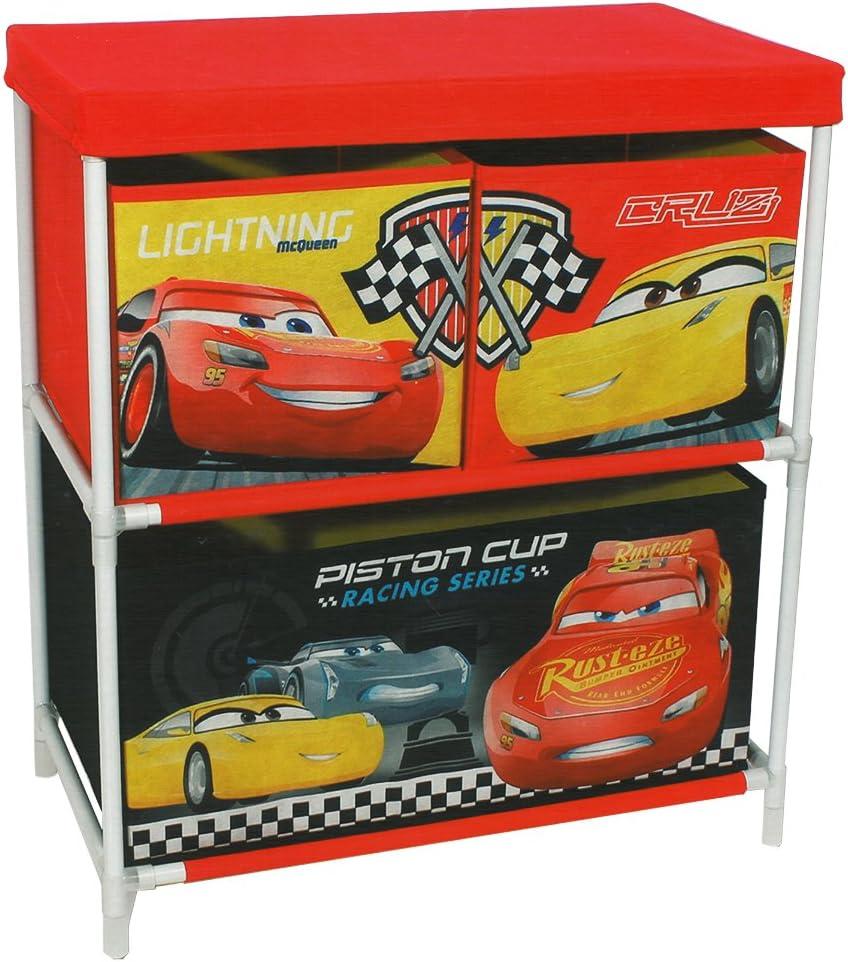 Cars Disney Pixar Cars Toy Box with