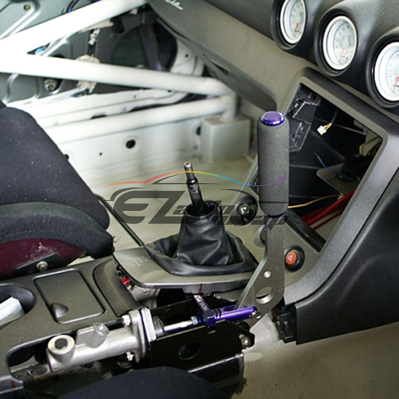 Blue Hydraulic Racing Hand E Brake Drift Rally Handbrake Aluminium Lever HB05
