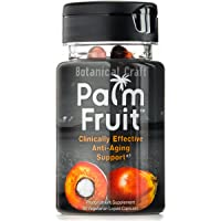 Palm Fruit - Anti-Aging Supplement for Skin Health, Hair Loss, Free Radical Protection...