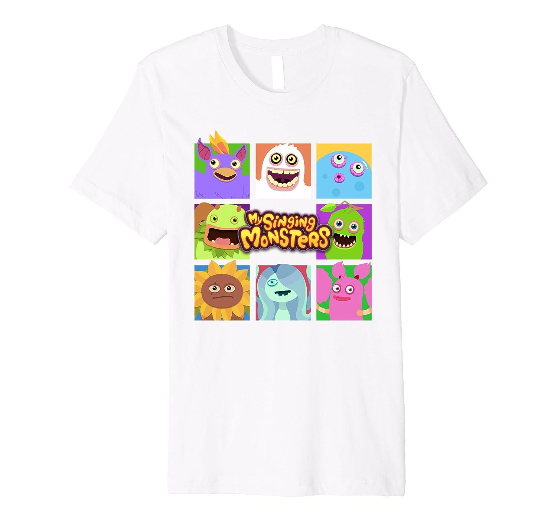 My Singing Monsters Monster Mash T Shirt Cd Canditee