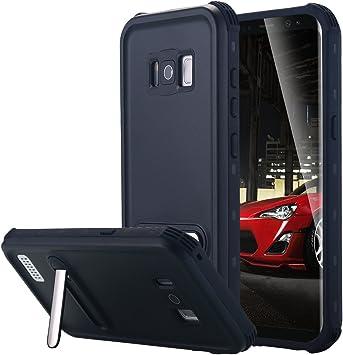 Snewill Funda Impermeable Galaxy S8 Plus,Galaxy S8 Plus Waterproof ...