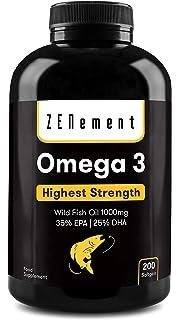 Aceite de Onagra | 1000mg x 200 perlas | Calidad Premium ...