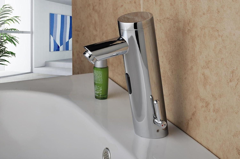 Gangang Automatischer Sensor Wasserhahn Automatik berührungslose ...