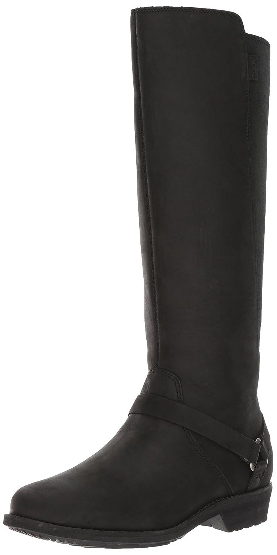 Teva Women's W DE LA B01N2VO67V Vina Dos Tall Boot B01N2VO67V LA 11 B(M) US Black b20eda