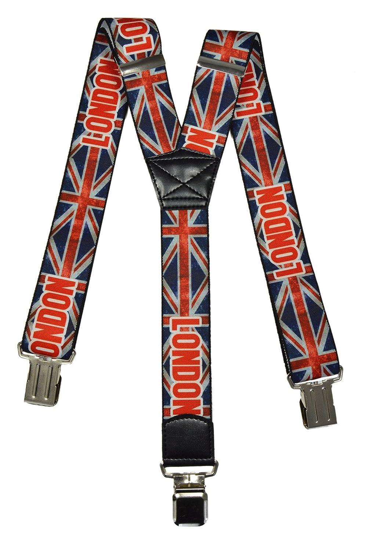 Bretelles entierement reglable pour tous les ages, Londres Modeles