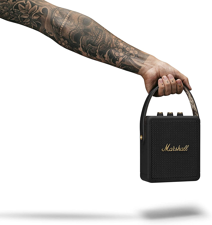 Marshall Stockwell II Enceinte Bluetooth Portatif