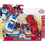 Transformers - C0629ES00 - Robots In Disguise Crash Combiners OP & Strongarm