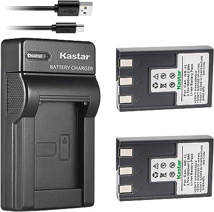 Battery for Canon PowerShot SD500 PowerShot SD110 IXUS i PowerShot SD10 Digital