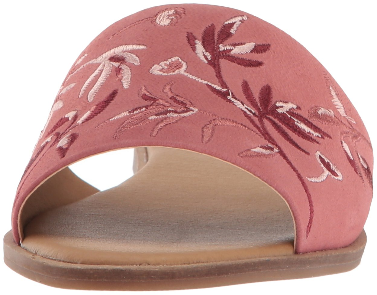 Lucky Brand Women's Davin Slide Sandal B077GF1TM1 5.5 M US|Canyon Rose
