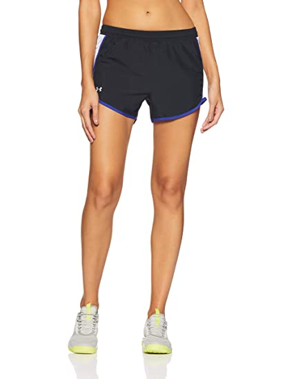 9fc4301915 Amazon.com  Under Armour Women s UA Fly-by Shorts  Sports   Outdoors