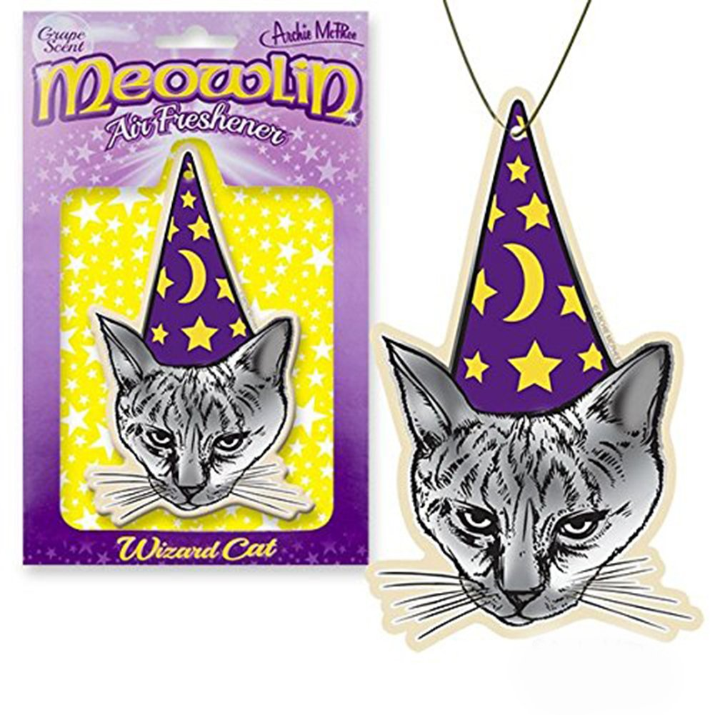Meowlin Air Freshener Accoutrements