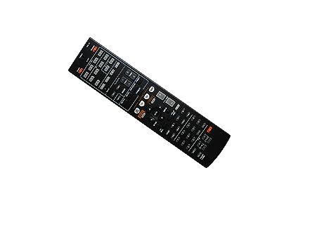 Remote Control for Yamaha RAV434-WW510600 HTR-5064 RX-V571 RX-V571BL  YHT-895 YHT-895BL RAV465 ZA113700 RX-V573 RX-V573BL AV A/V Receiver