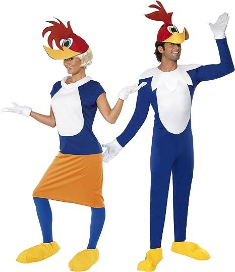 Disfraz de Pájaro Loco para adulto, talla M: Amazon.es: Juguetes y ...