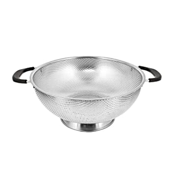 "Amazon.Com: U.S. Kitchen Supply 5 Quart 11"" Stainless Steel Micro"