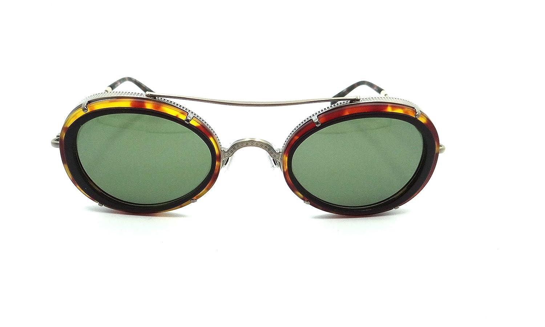 Amazon.com: Matsuda 2871H MBR - Gafas de sol (48 - 26 – 145 ...