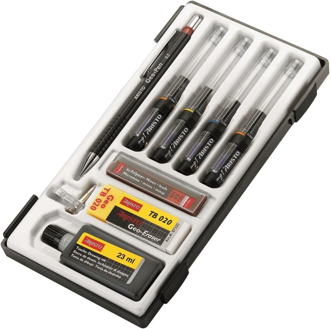 Aristo AR63010 Tubular Drawing Pen 0,10 mm