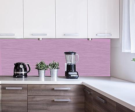 Retrocucina muro backboard cucina lilla design m0742 180 x 60cm l