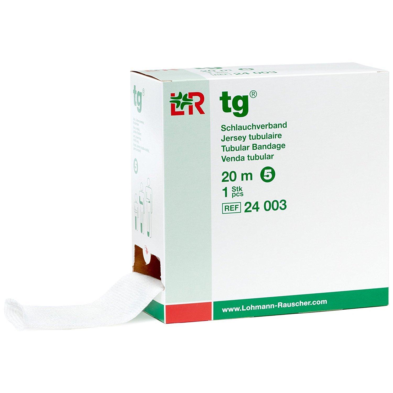 tg Tubular Net Bandage, Size 5, 2.2'' x 22 yds. Part No. 24003 Qty Per Box