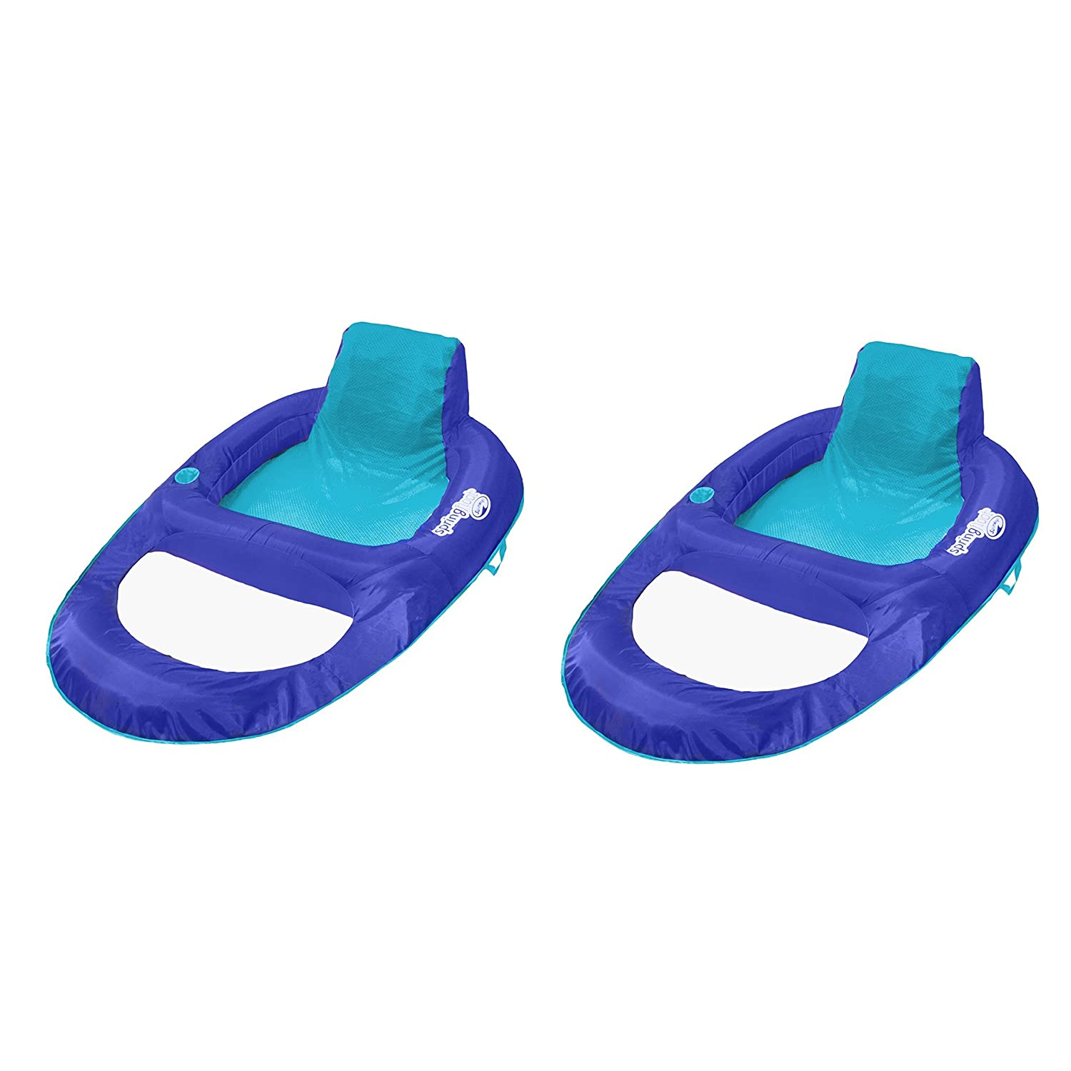 Amazon.com SwimWays Spring Float Recliner XL Floating Swimming Pool Lounge Chair (2 Pack) Toys u0026 Games  sc 1 st  Amazon.com & Amazon.com: SwimWays Spring Float Recliner XL Floating Swimming ... islam-shia.org