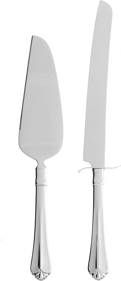 Oneida Julliard 2 Piece Cake Server Flatware Set Onieda Julliard Flatware Sets