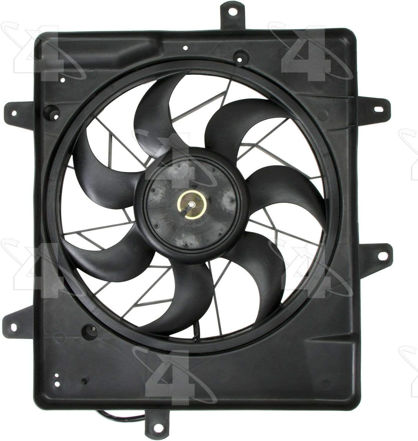 Four Seasons 75308 Cooling Fan Assembly