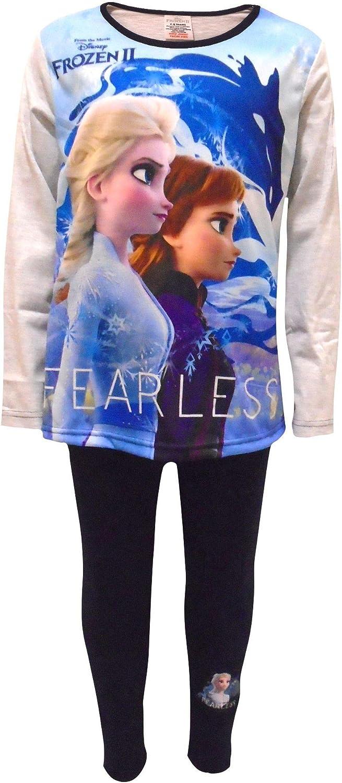 """Disney Frozen 2 /""""Fearless/"""" Pyjama Fille"""