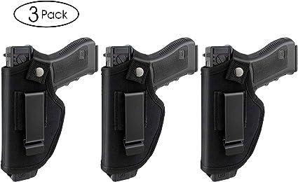 Kahr PM9 40 45 Nylon OWB IWB Combo Belt Holster MADE IN USA
