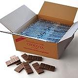チョコ屋 糖類ゼロ ノンシュガークーベルチュールチョコレート 80枚入り(800g)