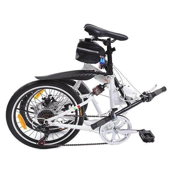 Bicicleta plegable iglobalbuy