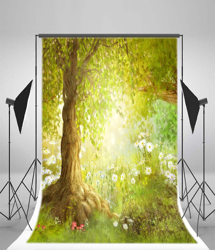 Leyiyi 6x9ft Vinyl Outdoor Photography Background Studio Personal Photo Props The Best Choice by Leyiyi