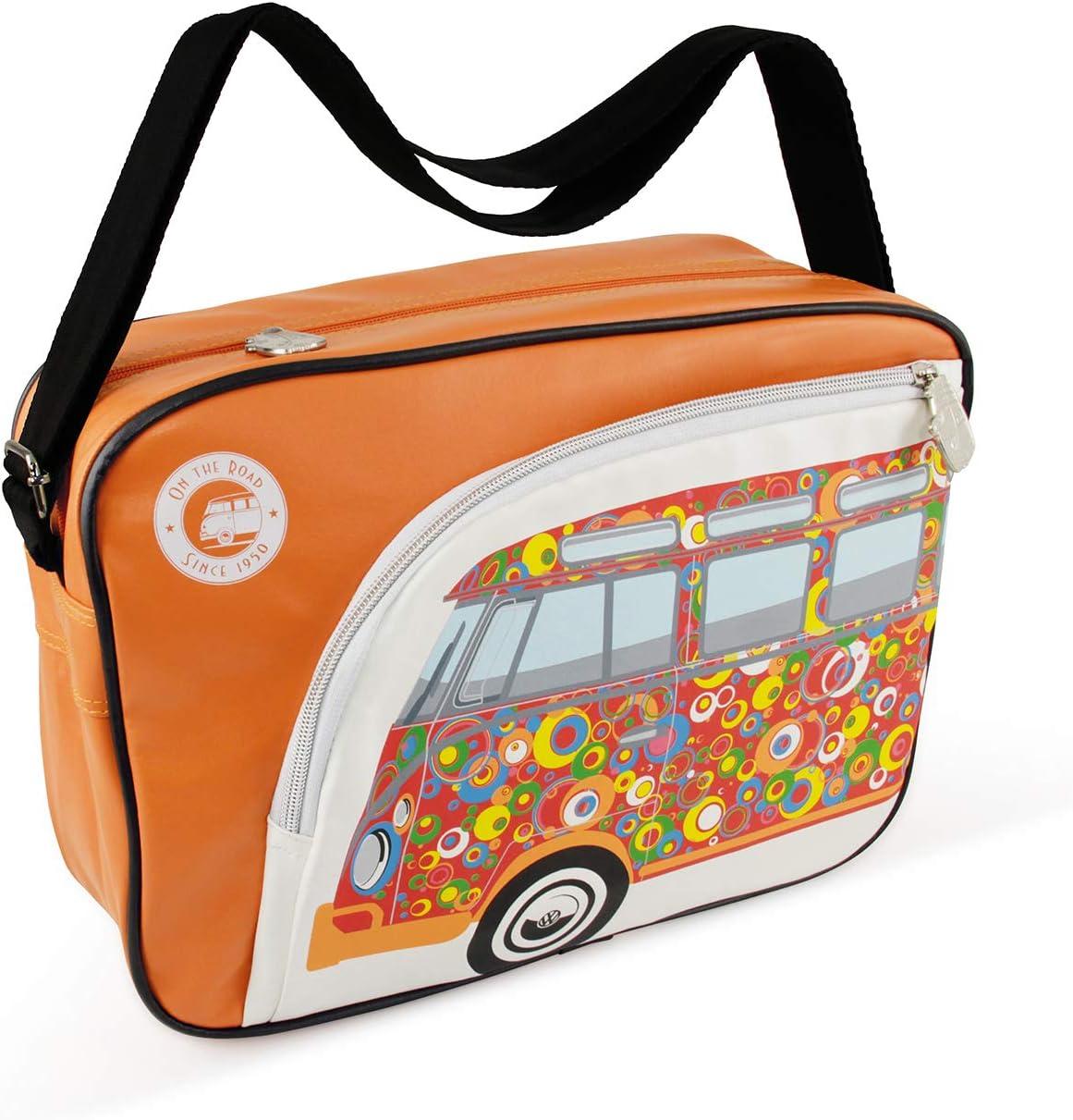 VW Beetle Shoulder Bag Colourful Volkswagen Gift Officially Licensed Messenger