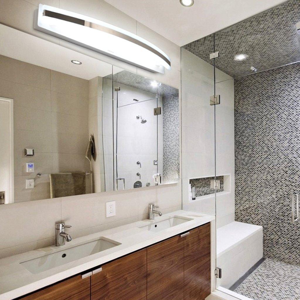 15w espejo l mpara de pared l mpara de cuarto de ba o ba o - Lampara para espejo de bano ...