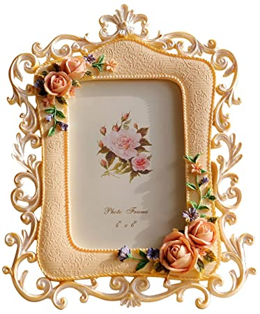 giftgarden roses frames 4 by 6 photo for best friend gift wedding gifts valentines gifts