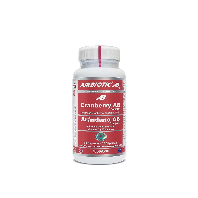 Airbiotic Complemento Alimenticio - 30 Cápsulas: Amazon.es: Salud y cuidado personal