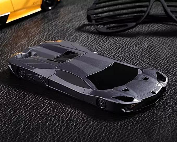 the best attitude e550b e5d18 OMORRO iPhone 6 Plus/6S Plus Case, Fashion Cool 3D Luxury Fast Roadster  Sports Race Car Shaped Case with Kickstand Holder Hard Protective Cover for  ...