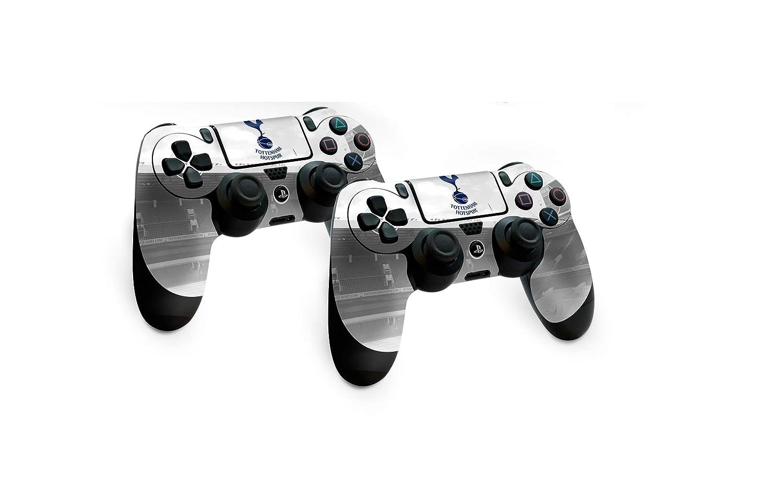 Tottenham Spurs FC Playstation 4 PS4 una almohadilla blanca ...