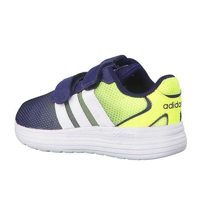 adidas Los Angeles CF i, Scarpe Walking Baby Unisex-Bimbi, Multicolore (Conavy/Conavy/Ftwwht), 22 EU