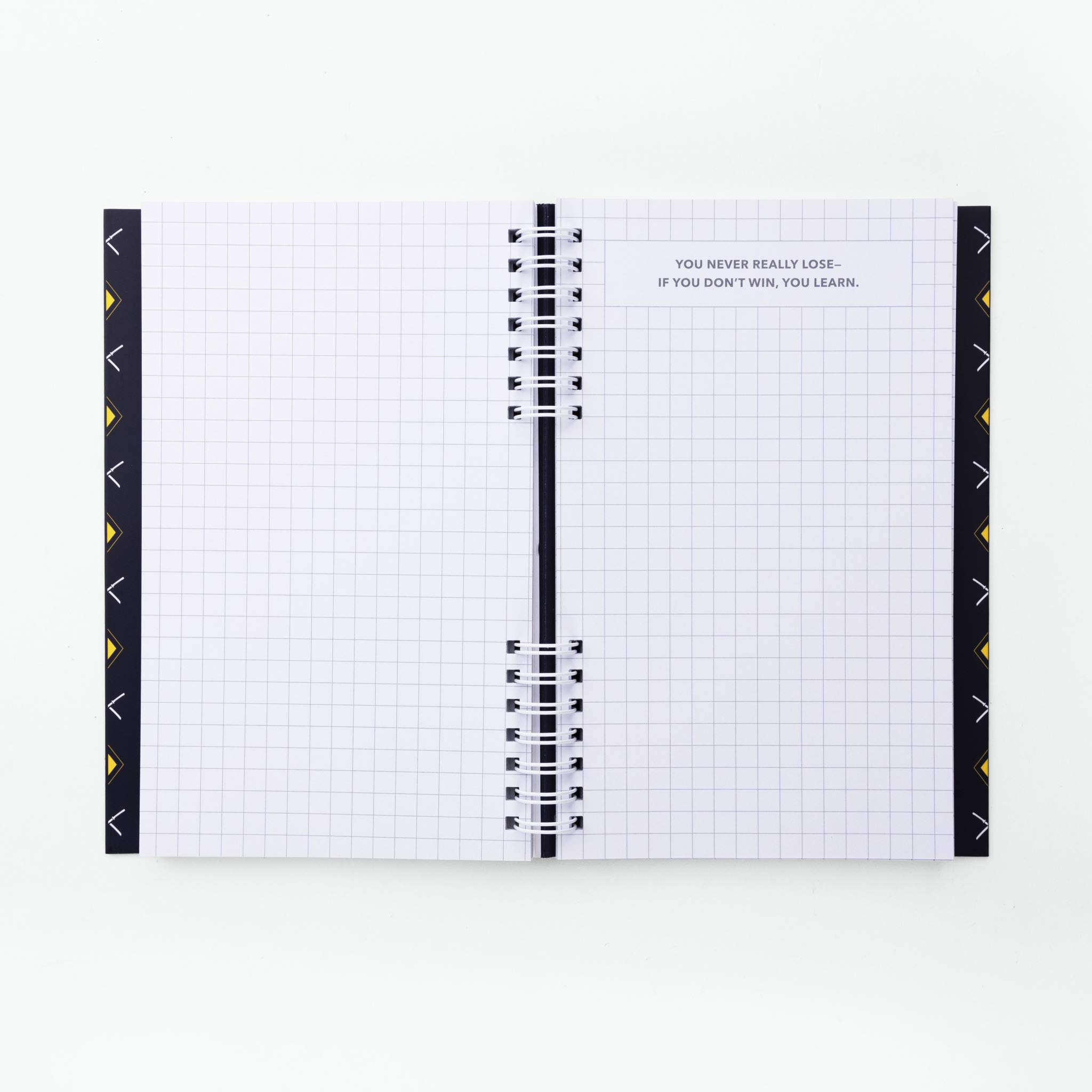 Amazon.com: Ninja Notebook: Notebook with Stickers and Tips ...