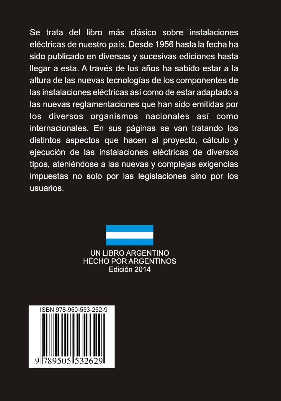 Instalaciones Electricas (Spanish Edition): Marcelo Antonio ...