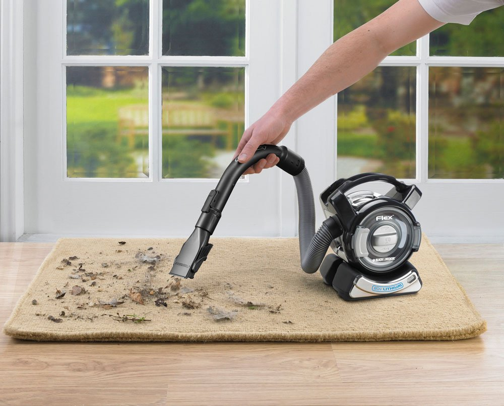 Black & Decker Platinum BDH2000FL 20-Volt Max Lithium Ion Flex Vacuum Review
