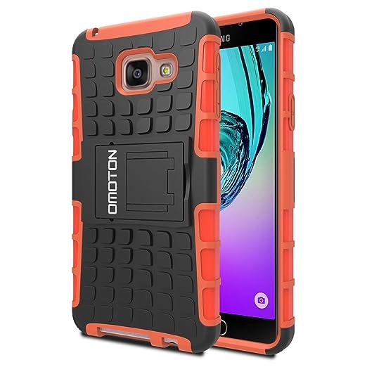 3 opinioni per Custodia Galaxy A3 2016 OMOTON Cover Samsung Galaxy A3 2016 [Duplice