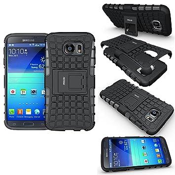 Funda Samsung Galaxy S6, Fetrim Soporte Proteccion Cáscara Cases ...
