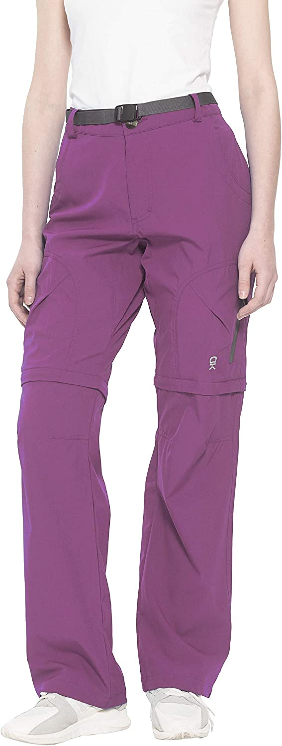 Little Donkey Andy Mens Stretch Convertible Pants Zip-Off Quick Dry Pants for Hiking Travel LDA