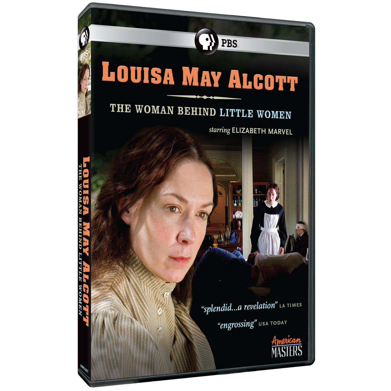 amazoncom american masters louisa may alcott woman behind nancy porter movies tv