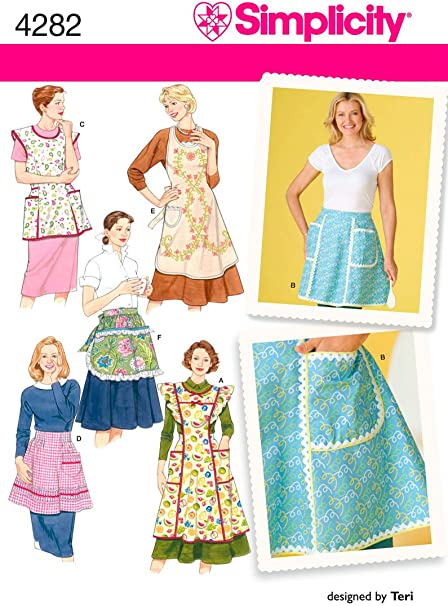 Simplicity Clothing Patterns