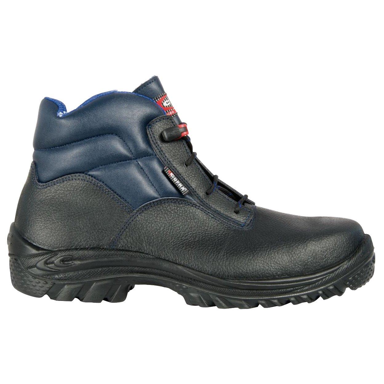 Cofra Trieste S3 SRC - zapatos de seguridad talla 36 NEGRO: Amazon.es: Bricolaje y herramientas