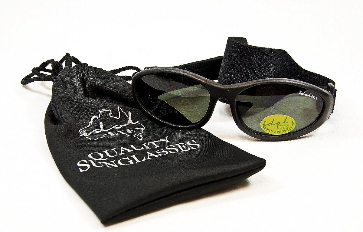 BOMIO/® Idol Eyes BW Black Die Nr.1 Sonnenbrille aus Australien