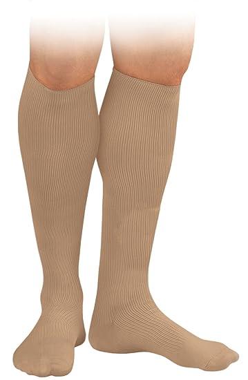 5df115ad3 Amazon.com  Activa Men s 20-30 Knee High Firm Support Dress Socks ...