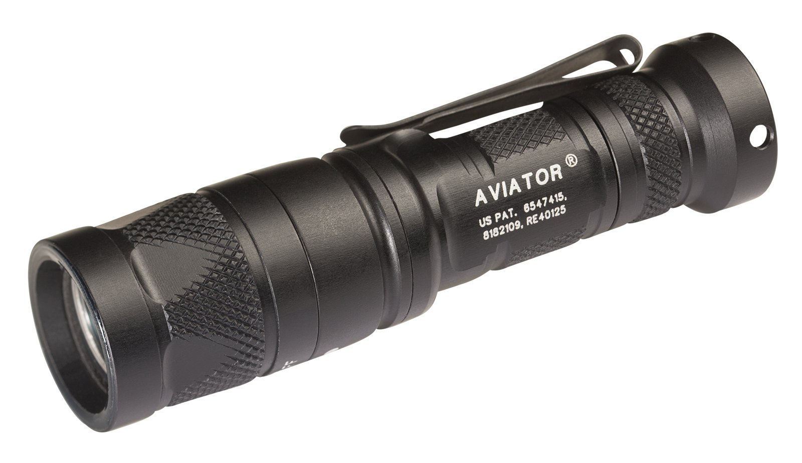 SureFire Aviator Flashlights with Dual Output Multi-Spectrum LED