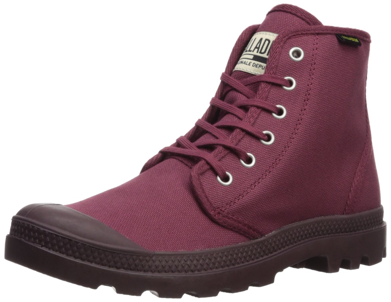 Palladium Pampa Hi Orginale Ankle Boot B074B58TH8 8.5 M US|Red-604